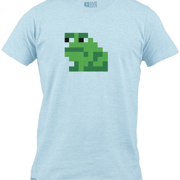 Frog T-shirt - Blue